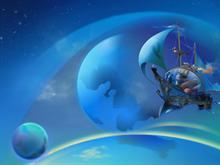 Full sails & a wind of fantasy-RW