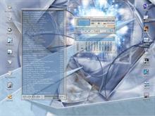 TransparentBlue