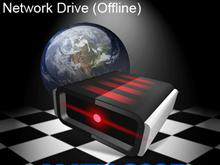 ALIEN 2005 (Network Drive Offline)