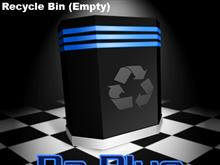 DaBlue(Recycle Bin empty)