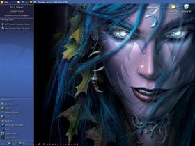 chibiJ's desktop