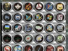 Dock Icons for Steel Dock