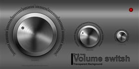 Volume switsh