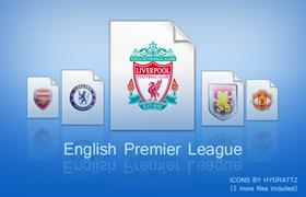 English Premier League Icons