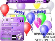 Birthday Suit(e): Xion V3.1.2