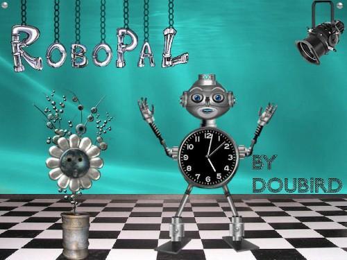 MeRobo Clock