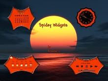 Spidey widgets