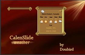 Slider Weather