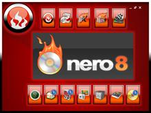 NERO 8 DOCK PNGS