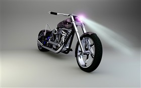 3D Studio with Lightening Chopper