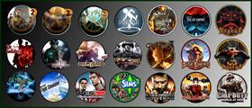 Game Icons XI