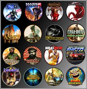 Game Icons XIII