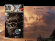 King Kong DX Poster