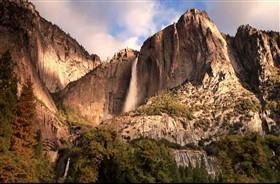 Windows 7 Waterfall