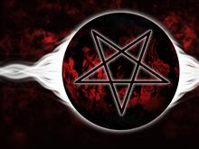 Space Pentagram Widescreen