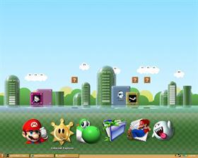 Mario Desktop