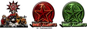 Red Alert 3 Dock Icons