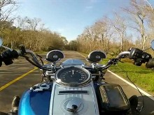 Harley Ride POV