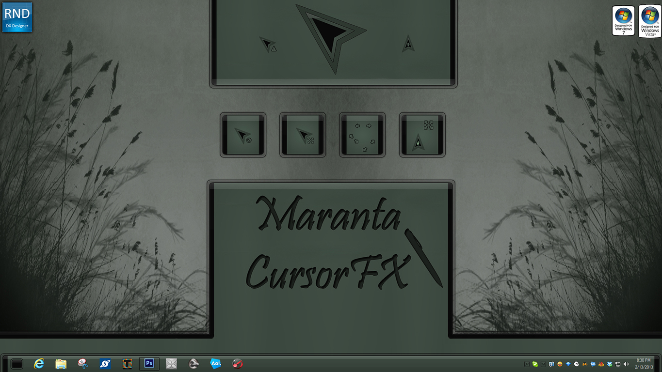 Maranta FX