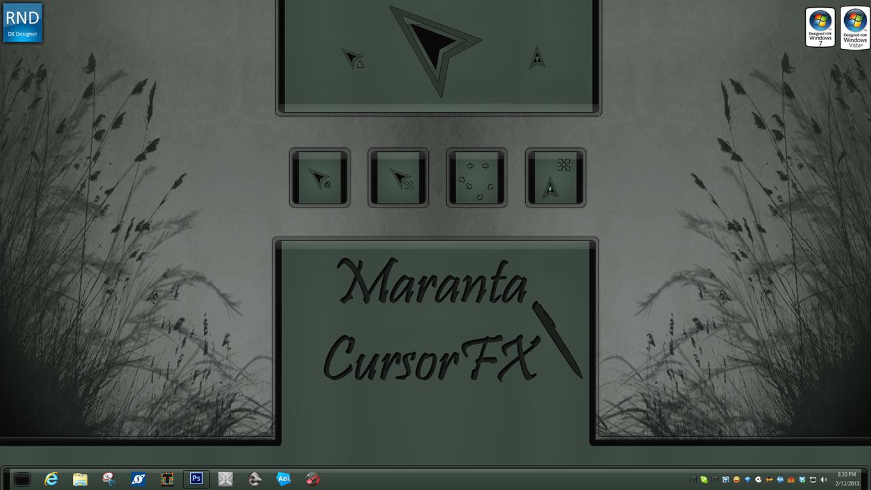 Maranta FX