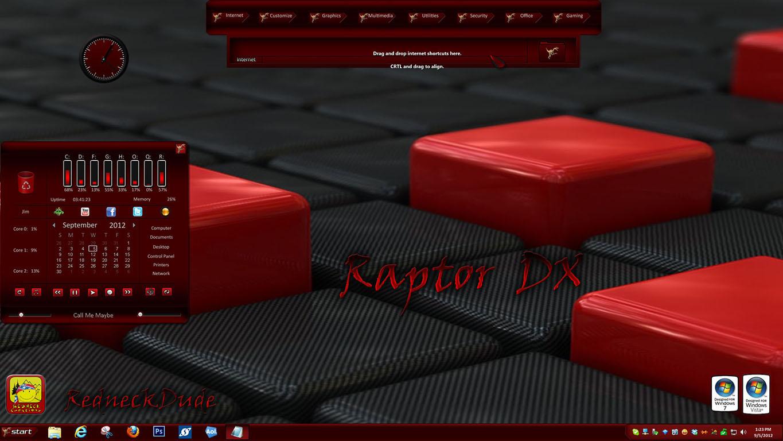 Raptor DX