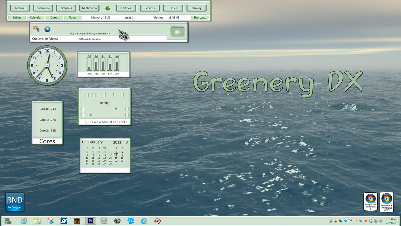 Greenery DX