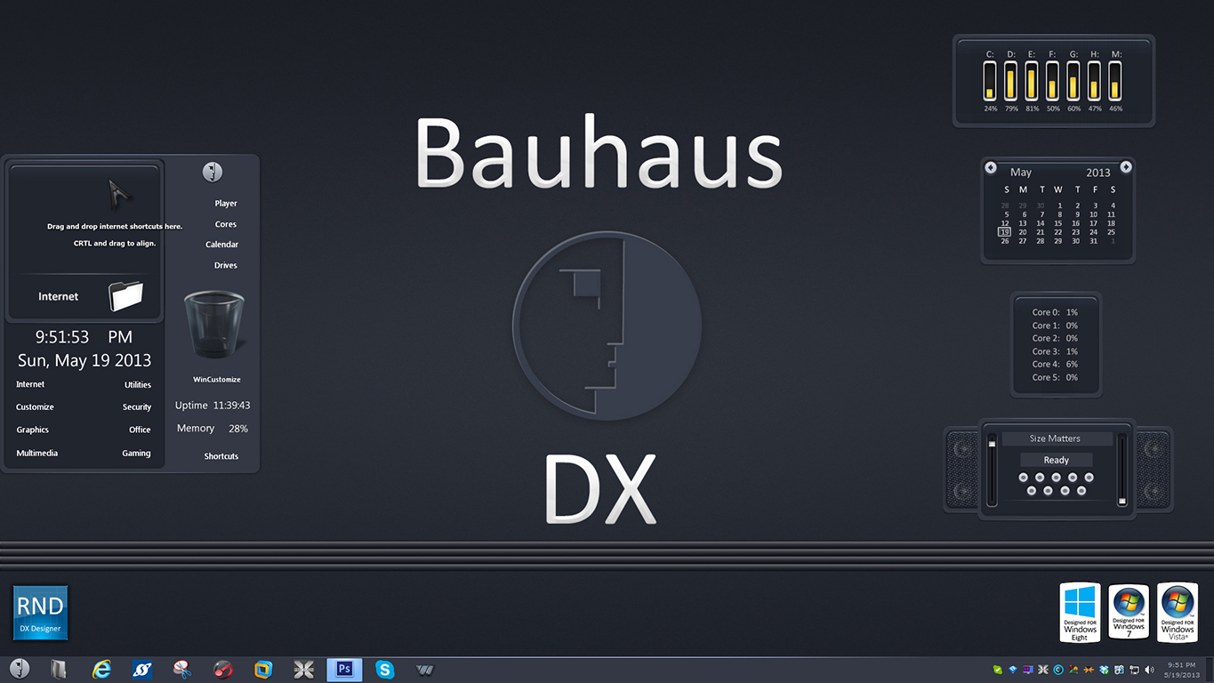 Bauhaus DX