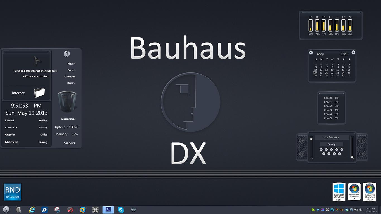 Bauhaus DX
