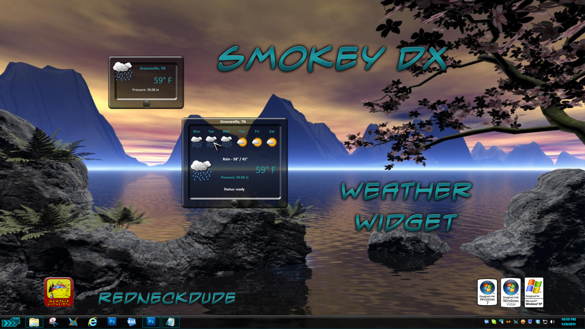 Smokey DX Weather