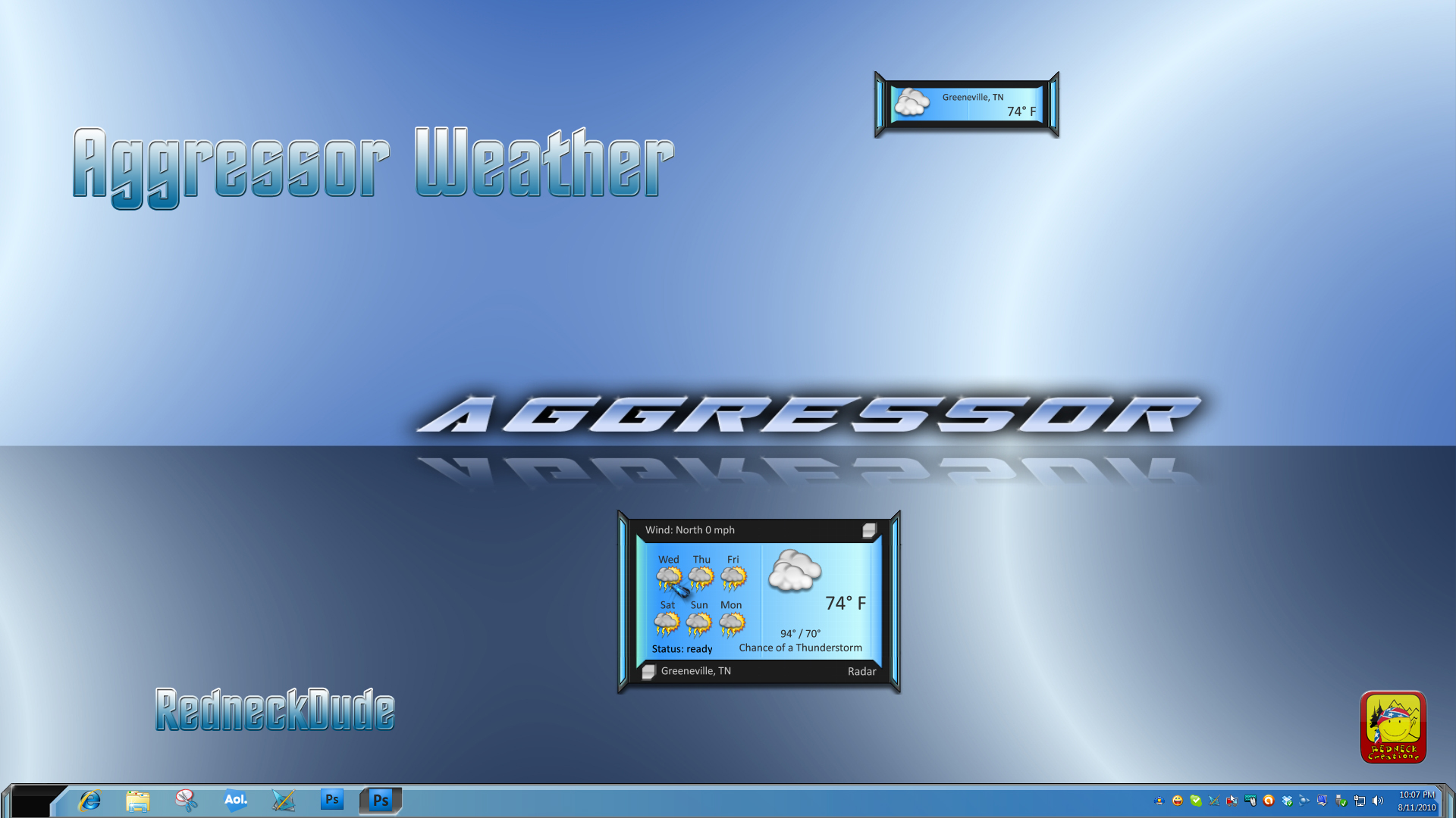Aggressor Weather