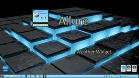 Allure Weather Widget