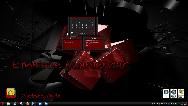 Emblaze Rainlendar