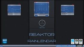Reaktor Rainlendar