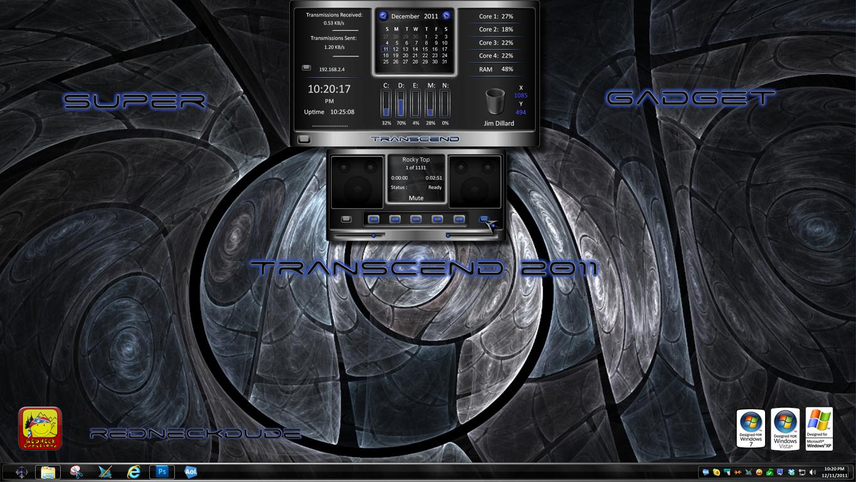 Transcend 2011 Super Gadget