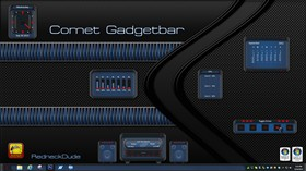 Comet Gadget Bar