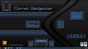 Comet Gadget Bar