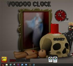 VooDoo Clock Gadget
