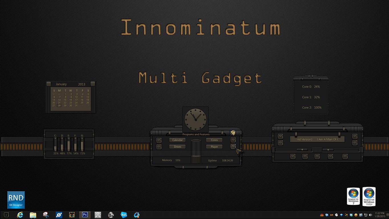 Innominatum Multi Gadget