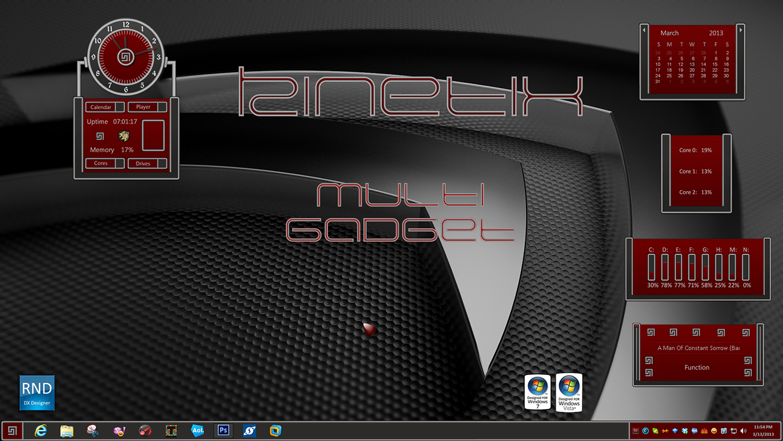 Kinetix Multi Gadget