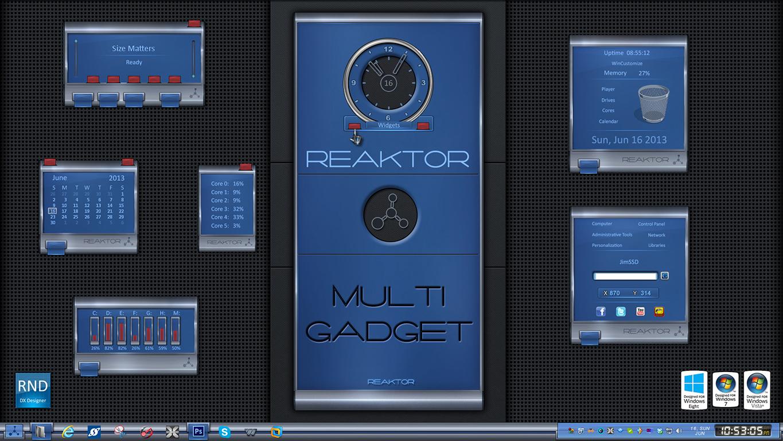Reaktor Multi Gadget