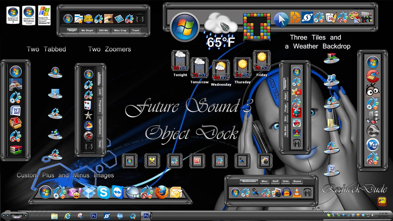 Future Sound 3 Docks