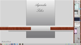 Agenda Tiles