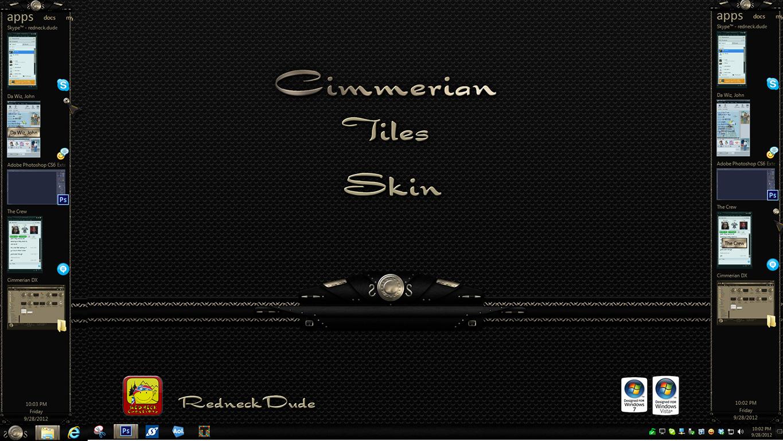 Cimmerian Tiles