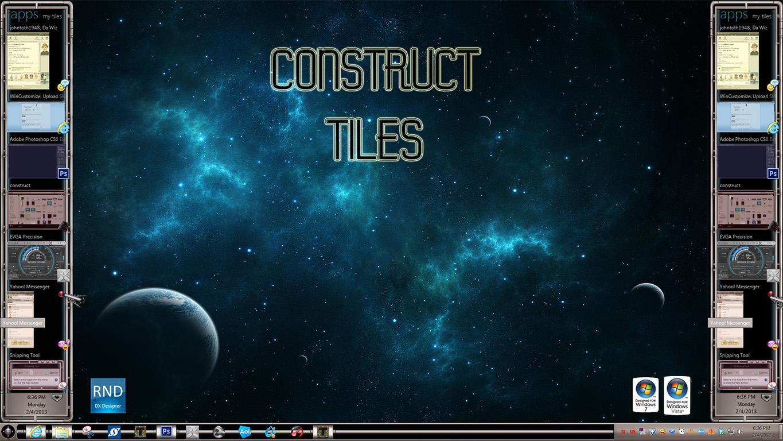 Construct Tiles
