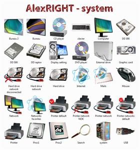 AlexRIGHT - System