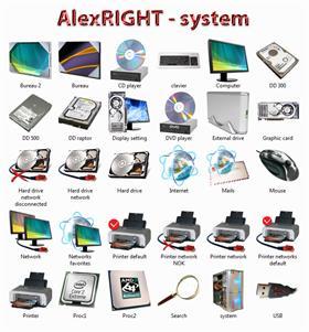 AlexRIGHT - System