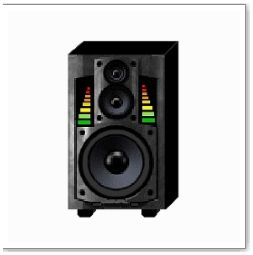 my speaker