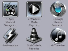 Media Icons v4