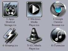 Media Icons v4