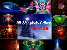 All Star Photo Collage